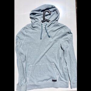 A&F light sweatshirt